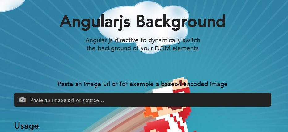 AngularJS Directive To Switch The Background Dynamically - Angular Background