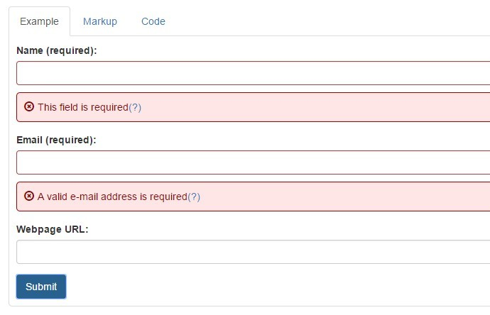 AngularJS Directive For Automatic Input Validation Messages ...