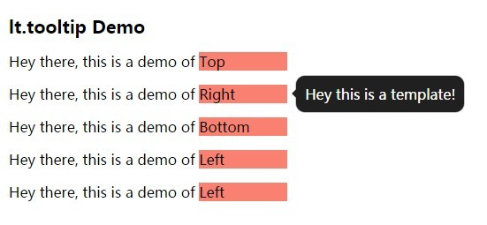 Free AngularJS Modules — Simple Fast Tooltip Directive For Angular -