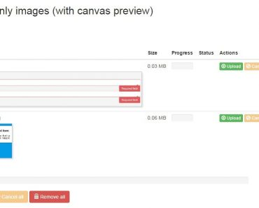 Angular File Upload Module For AngularJS