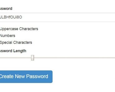 AngularJS-Password-Generator
