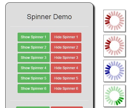 A library For Easily Adding Loading Spinners To Angular Apps