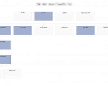 Hierarchical Tree Diagram With AngularJS