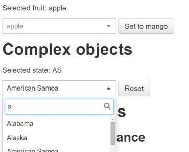 Custom Auto-Complete Select Box For AngularJS and Bootstrap