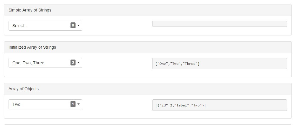 Multiselect Component with AngularJS and Bootstrap