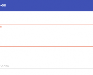Angular Material Design Form Validator