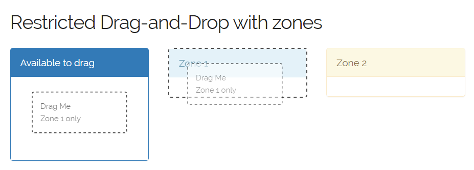 Angular 2 Drag And Drop Module