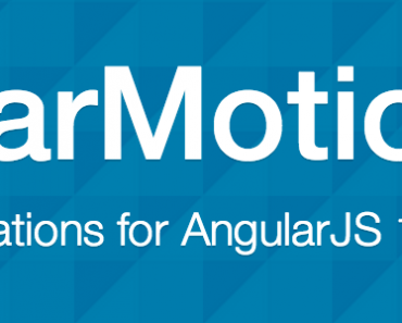 Fancy CSS3 Animations for AngularJS