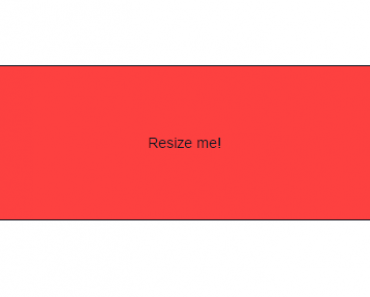 angular2 resizable