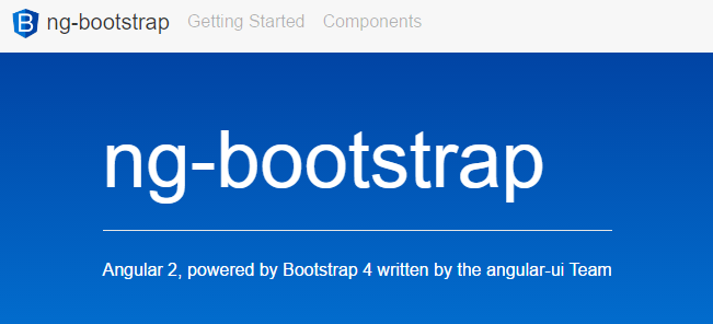 Writing angular directives for bootstrap