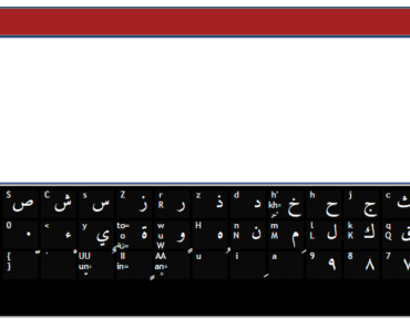 Virtual Arabic Keyboard For Angular.js