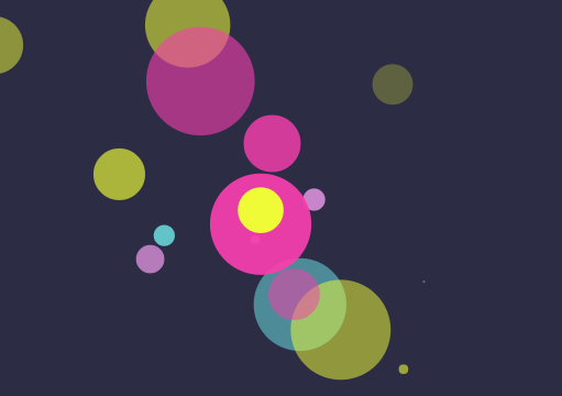 Create Animated Particles In AngularJS