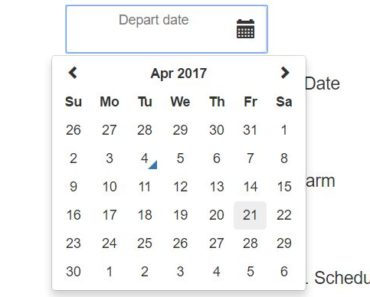 Native Angular 2 4 Datetime Picker