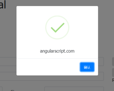 Angular 2+ Component For Bootstrap Modal