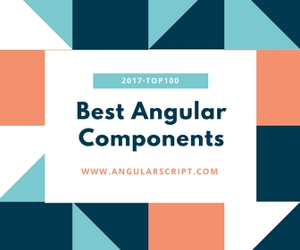 TOP 100 Angular Components