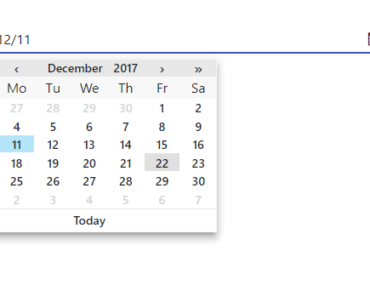 Date Picker+Angular Material