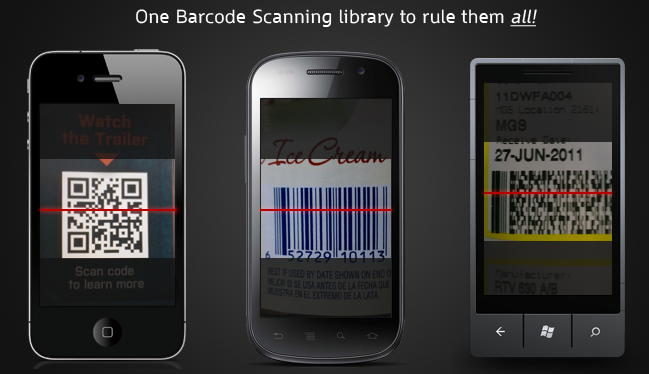 how to use ngx scanner