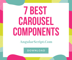 5 Best Carousel Slider Libraries For Angular Applications