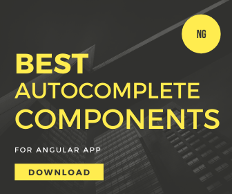 5 Best Autocomplete Libraries For Angular Applications